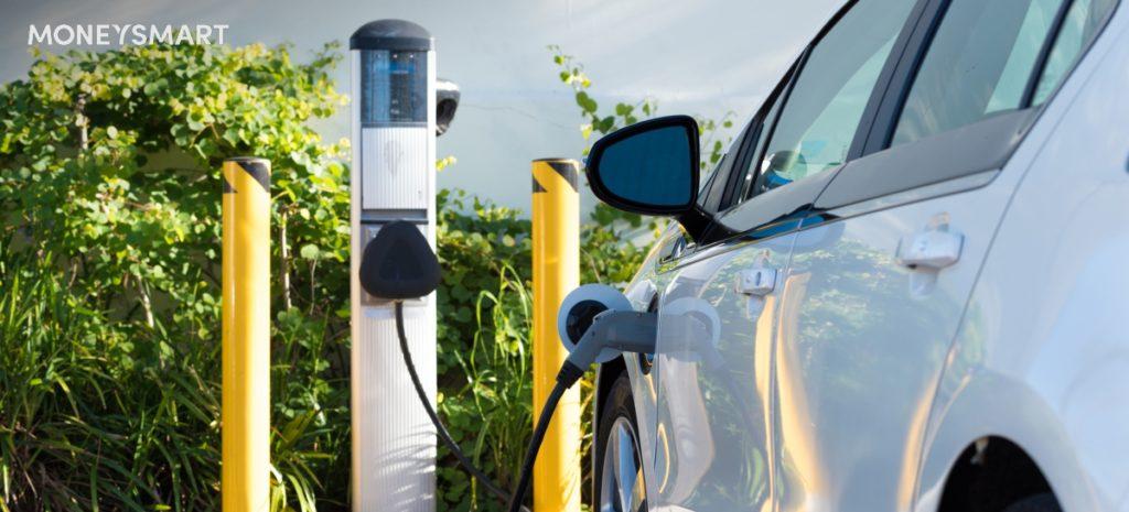 electric car BlueSG singapore