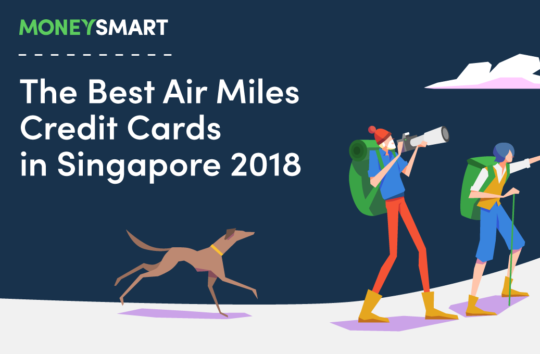 best air miles credit cards singapore