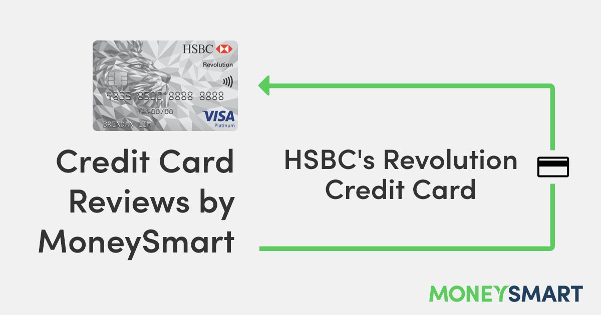 HSBC's Revolution Credit Card