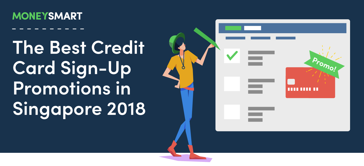 best credit card promotions singapore 2018