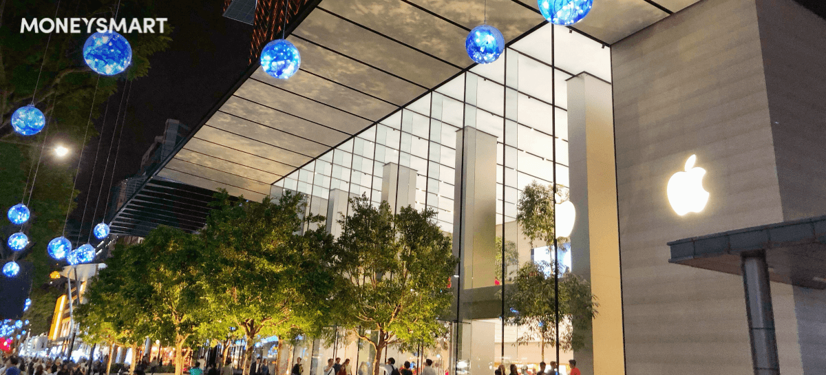Apple store orchard header