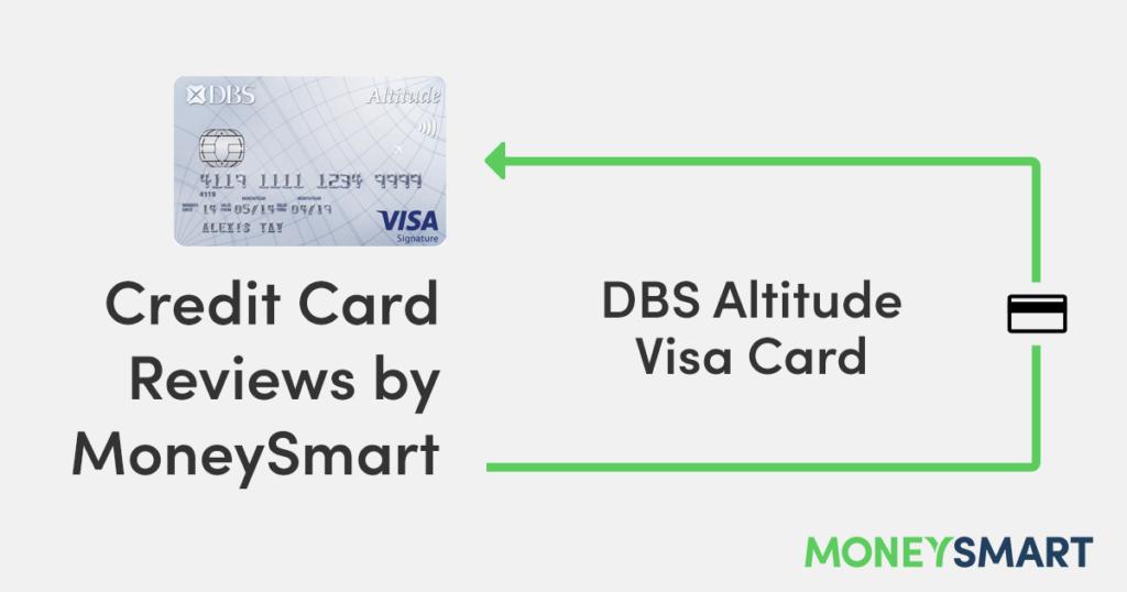 DBS Altitude Card – MoneySmart Review 2020
