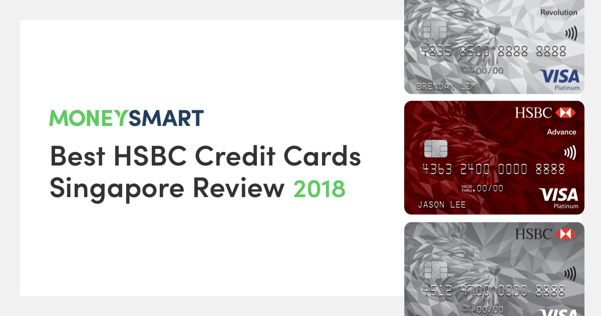 hsbc credit card review