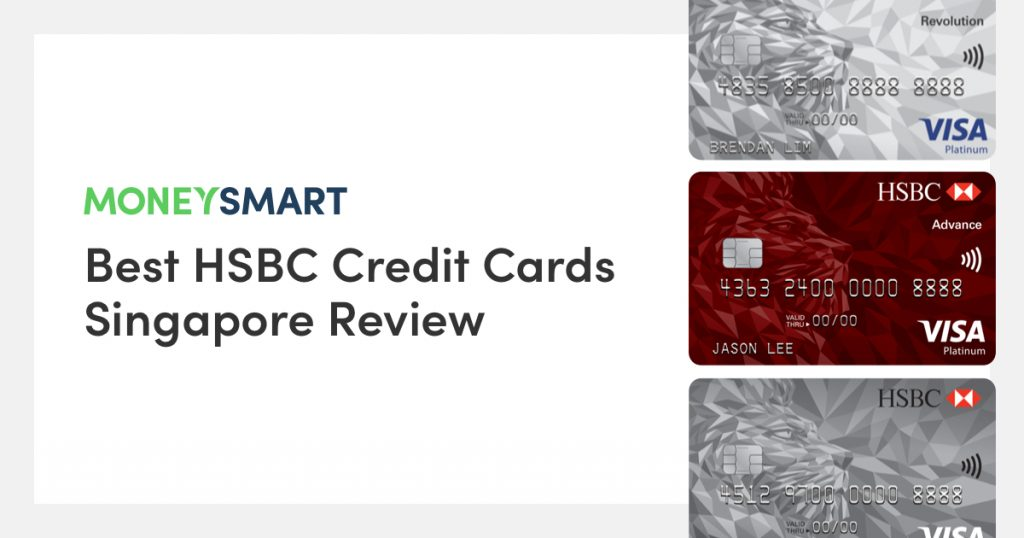 Best HSBC Credit Cards Review