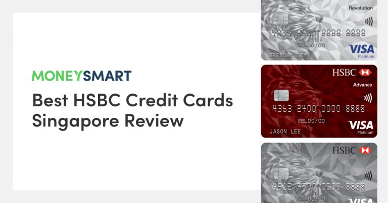 best hsbc credit cards in singapore  credit card reviews