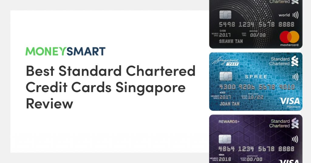 Best Standard Chartered Credit Cards Review