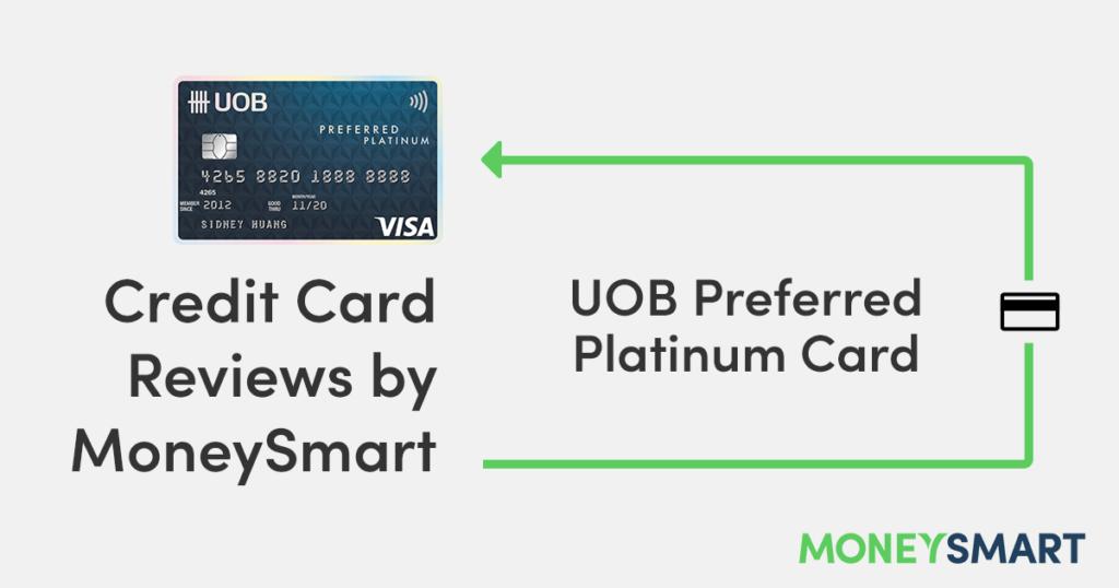 UOB Preferred Platinum Card