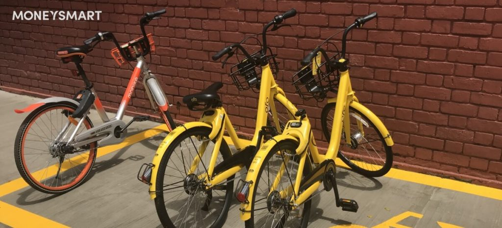 Ofo vs Mobike vs SG Bike – Beginner's Guide to Bike Sharing in Singapore (2019)