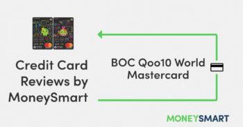 BOC Qoo10 Mastercard Credit Card