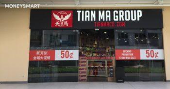 Tian Ma Singapore