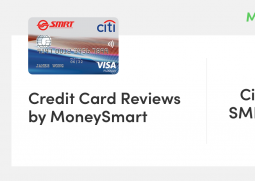 Citibank SMRT card Review