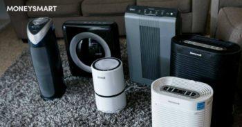 air purifier singapore 2018