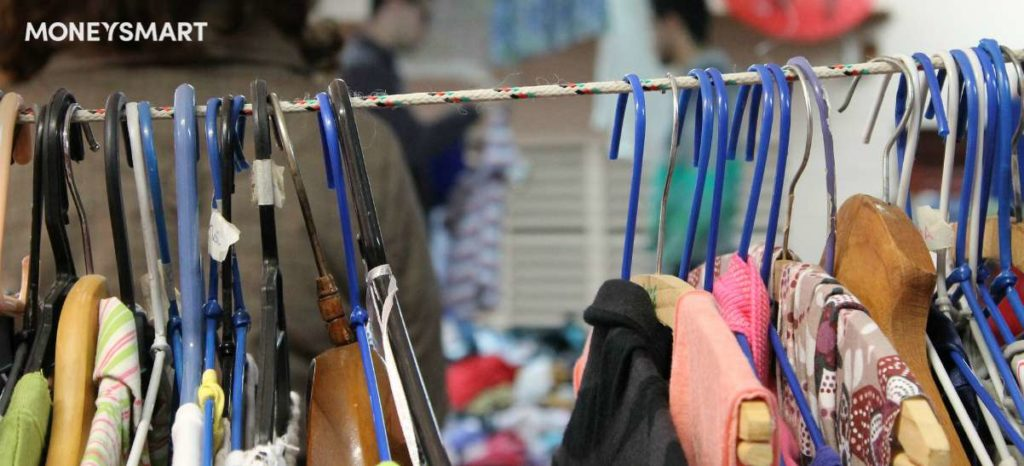 donate old secondhand items: where to donate clothes singapore