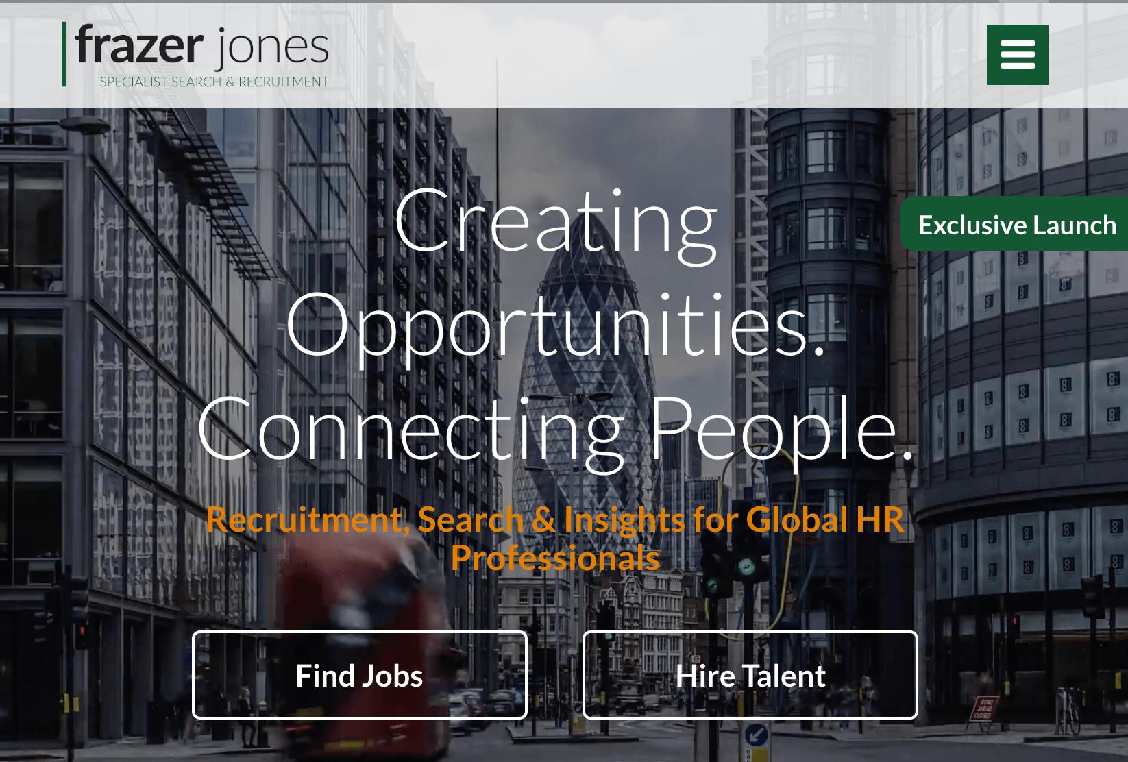 frazer jones job agencies singapore