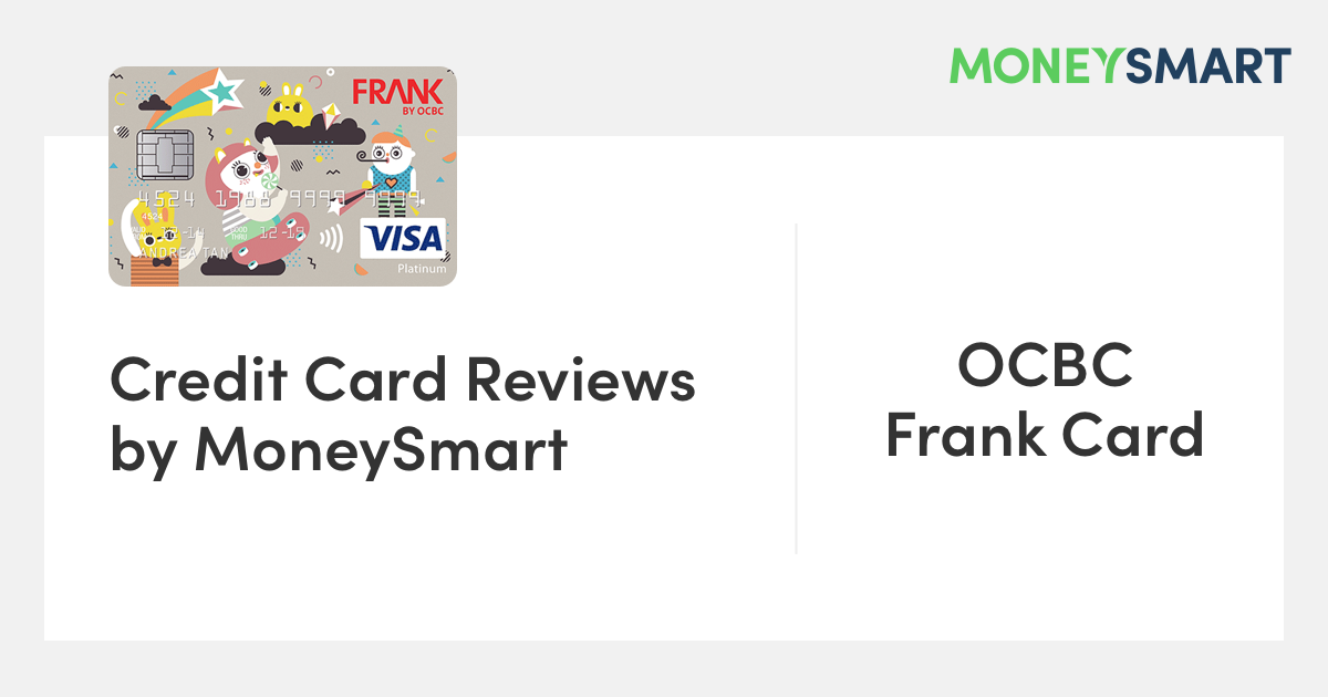 OCBC Frank Card review