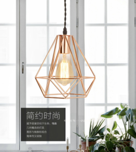 single pendant light taobao