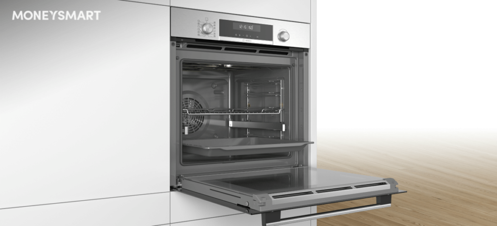 Want to Save Money Cooking at Home but Think It's a Chore? Bosch's Latest Series 6 Oven is Here to Help