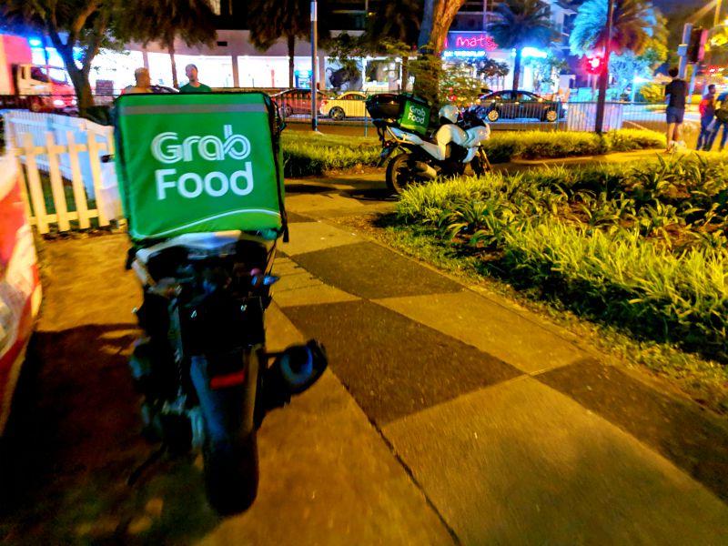 grabfood rider sg