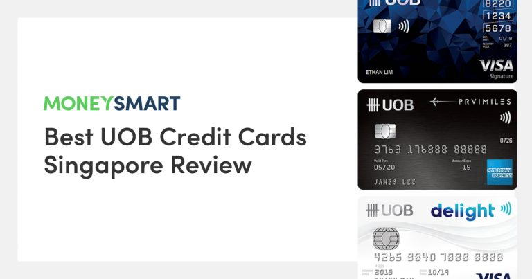 Best Uob Credit Cards In Singapore Credit Card Reviews 2020 Moneysmart Sg