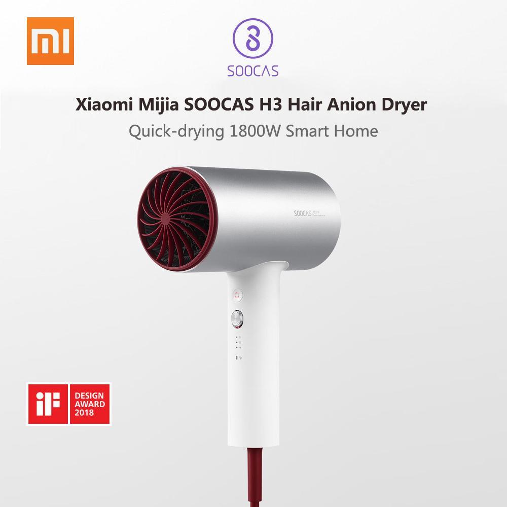xiaomi hair dryer