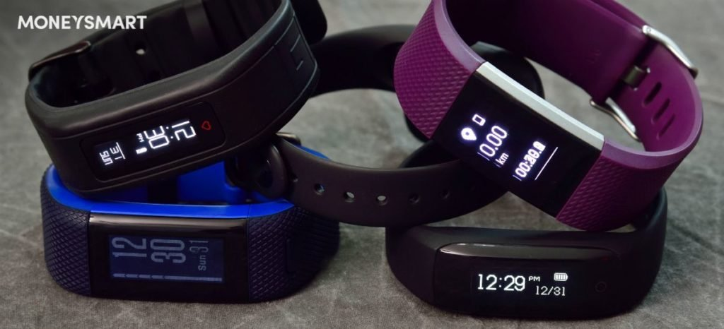 Fitness and Step Trackers Singapore