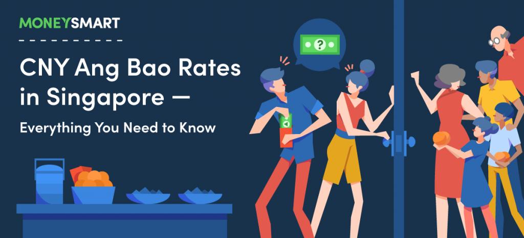 CNY Ang Bao rates Singapore