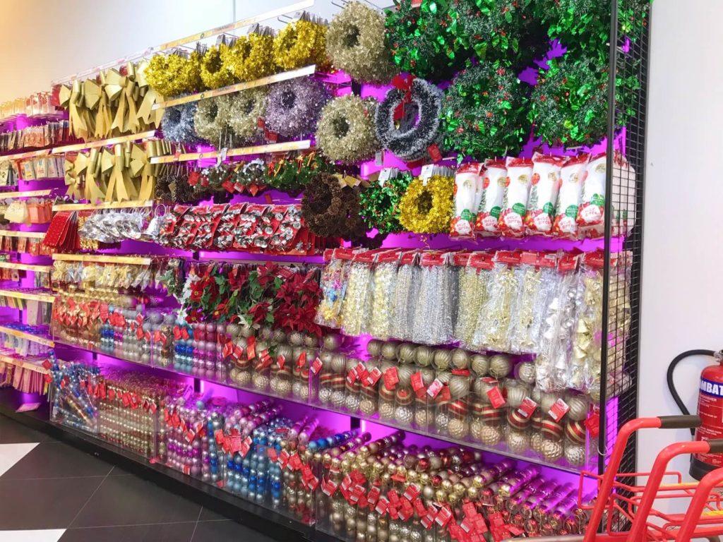 christmas decorations singapore daiso