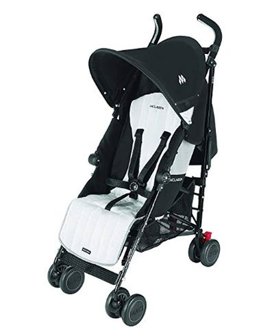 Maclaren Quest Stroller. Image credit: Amazon