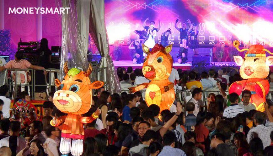 CNY events 2019 singapore