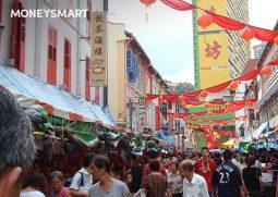 CNY part time jobs fairs singapore