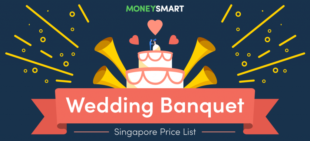 Singapore Wedding Banquet Price List (2020) & Tips to Save