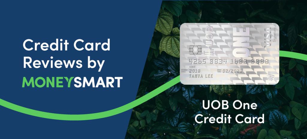Uob One Card Moneysmart Review 2020 Moneysmart Sg