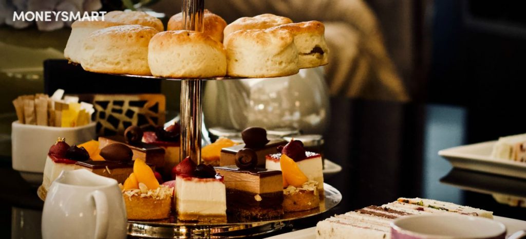 Best High Tea Buffets & Sets in Singapore