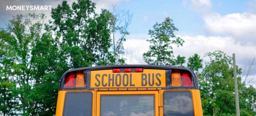 school bus fees singapore