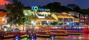 Clarke Quay Restaurants Dining Guide with Prices