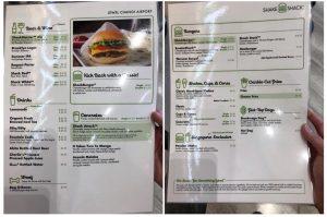 shake shack menu jewel changi airport