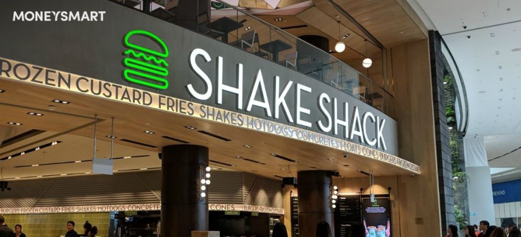 shake shack jewel changi airport