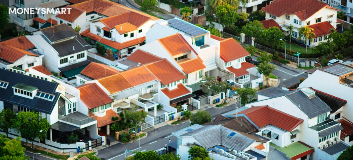 landed property in singapore terrace house