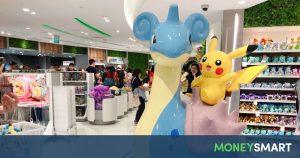 pokemon center singapore jewel changi airport