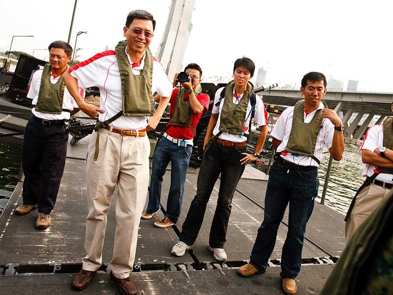 SMRT CEO Neo Kian Hong