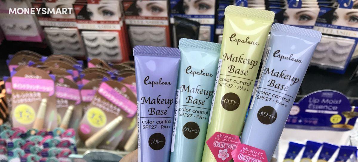 daiso singapore makeup