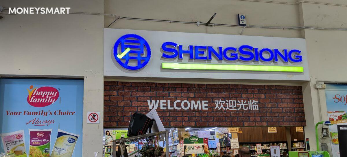 sheng siong singapore