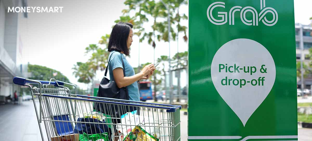 credit cards for grab cashback