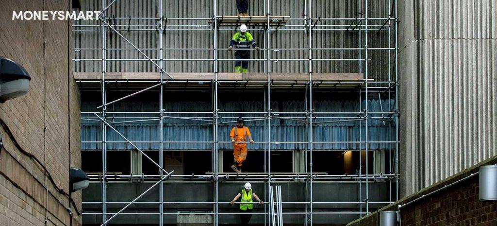 buildings under construction progressive payment scheme