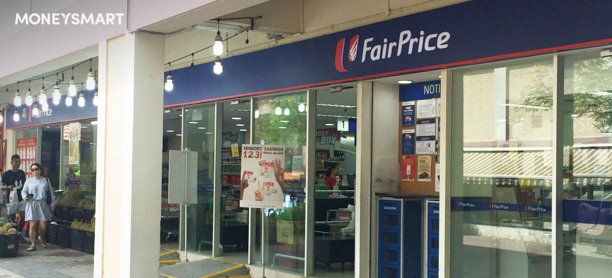 ntuc fairprice housebrand