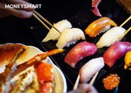 sushi restaurants singapore