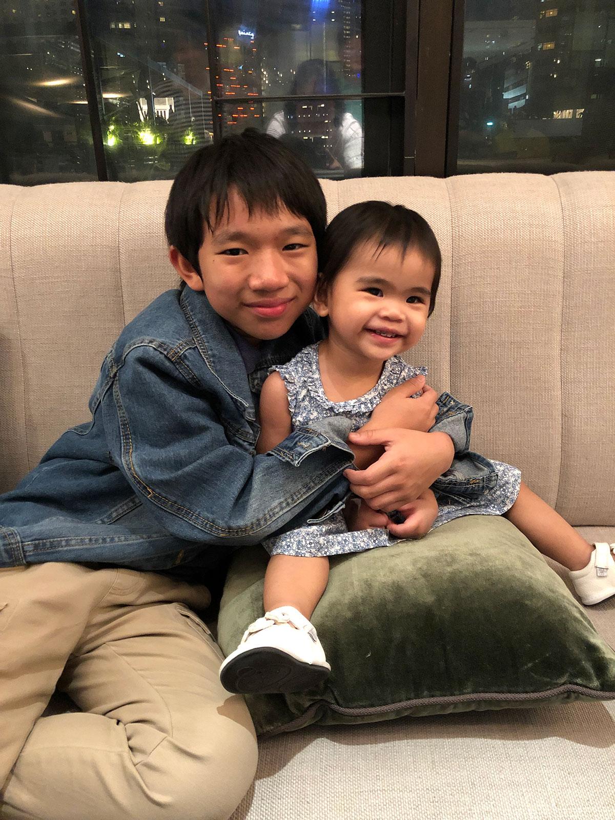 joshua and kaitlyn siblings adoptive