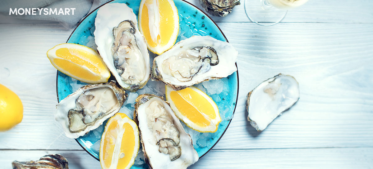 fresh oysters singapore