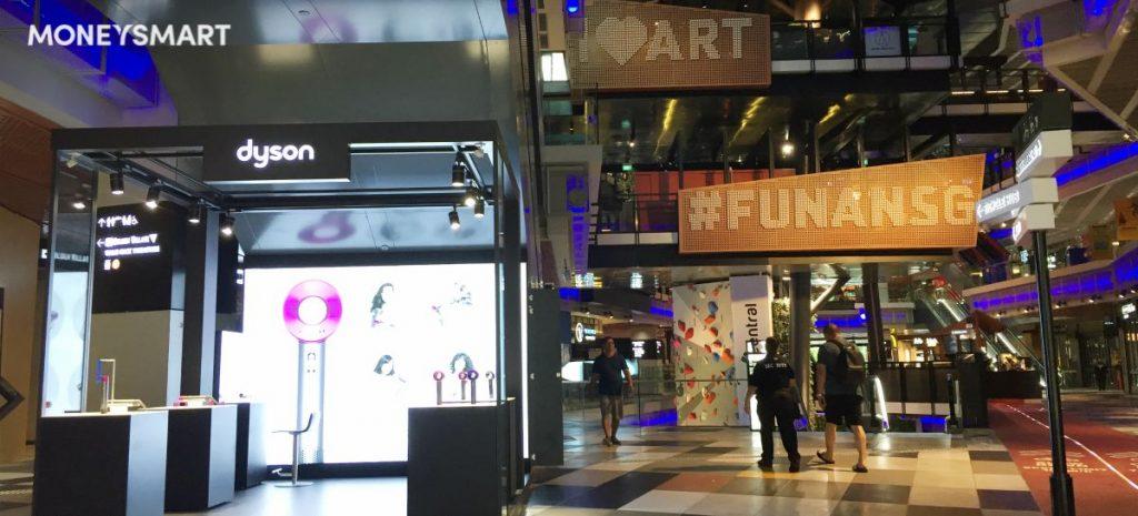 capitaland mall singapore