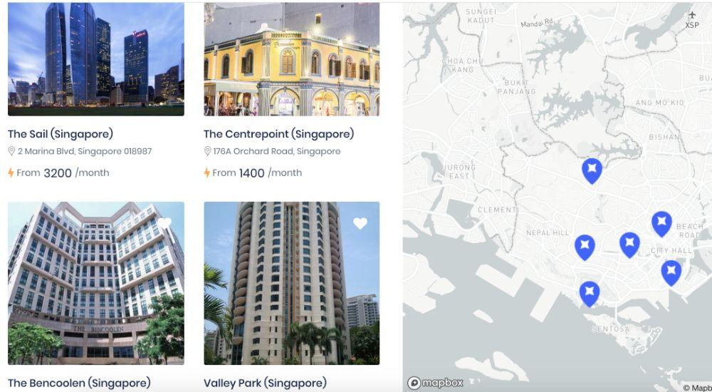cp residences co-living singapore
